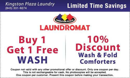 Buy 1 Get 1 Free Wash