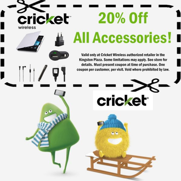 20% Off All Phone Accessories!