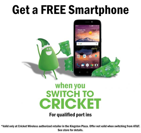 Get a FREE Smartphone When You Switch!