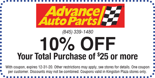 10% Off Purchase of $25 or More