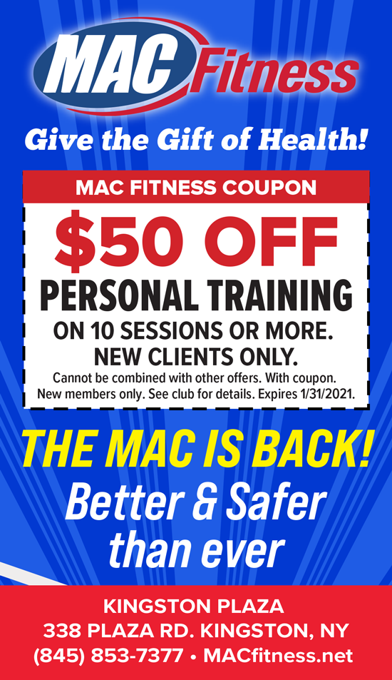 $50 Off Personal Training