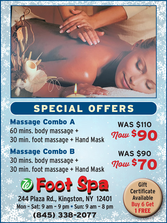 Special Offers on Massages