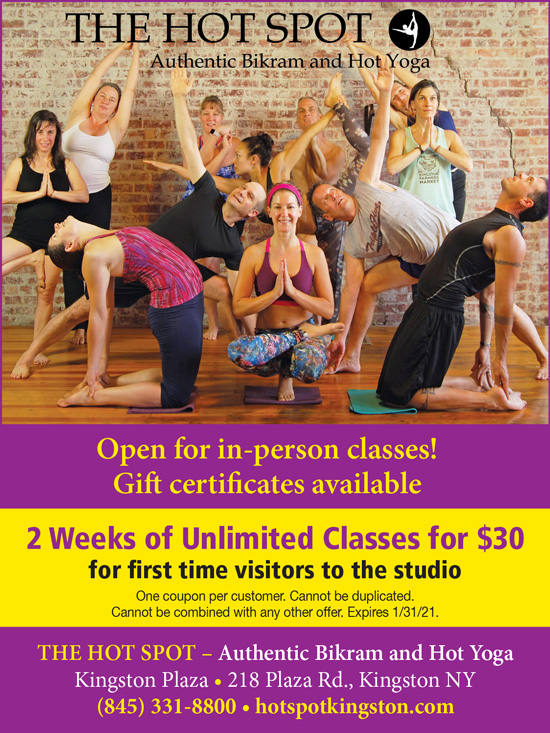 2 Weeks of Unlimited Classes for $30