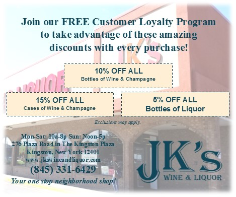 Join Our FREE Customer Loyalty Program