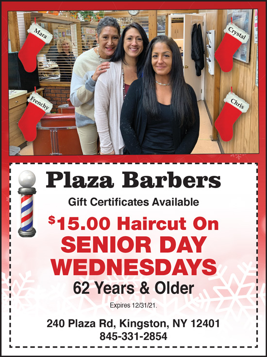 $15 Senior Haircut Wednesdays